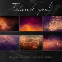 Thank You! - Pack - GRATIS TEXTUREN für alle!