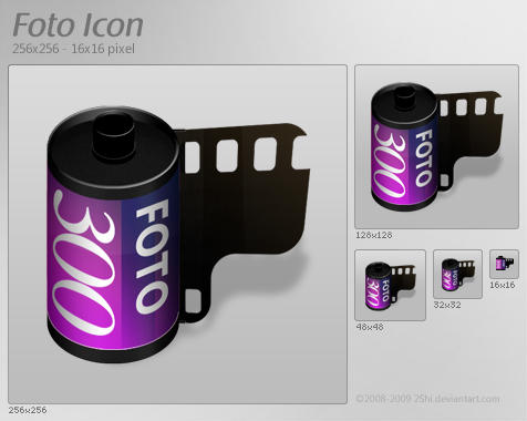 preview icon film roll