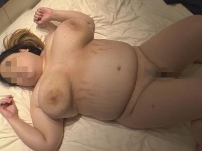 【激ポ&超乳】超絶ドMポチャ景子、豊満な身体で性欲処理妊娠交尾!肉割れエロ過ぎ!