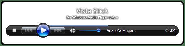 Vista Stick - apesar da imagem aparecer mau costada, ela é bem feita.