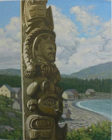 Plant, Stafford - 849-Captain Jacks Totem PoleFriendly Cove