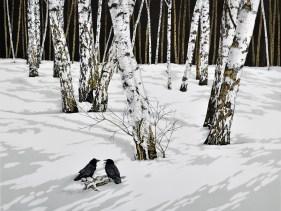 Sommerville, Elisabeth - Birchwood Ravens