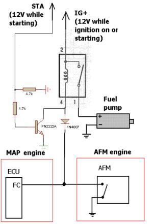 4afe ECU wiring help needed  MechanicalElectrical