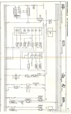 Toyota 2e Engine Wiring Diagram | Wiring Library