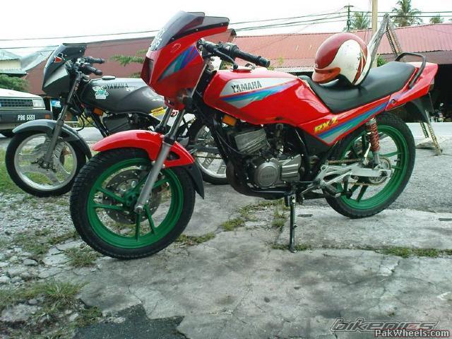 Yamaha Rxz 135 6 Speed For Sale