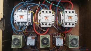 Auto Changeover switch for Two Wapda lines and Genset