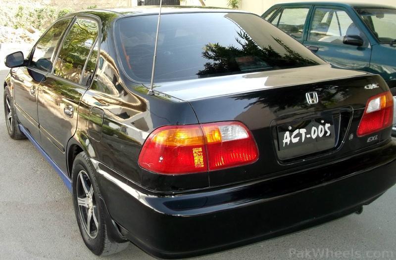 Honda Civic 2000 For Sale Karachi Cars Pakwheels Forums