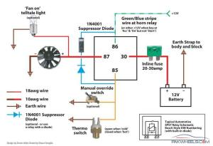 Toggle switch for Mehran radiator fan (directautomatic)  Mehran  PakWheels Forums