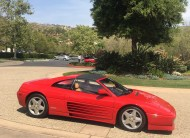 1993 348 ts Speciale – Owned by same owner last 15 years