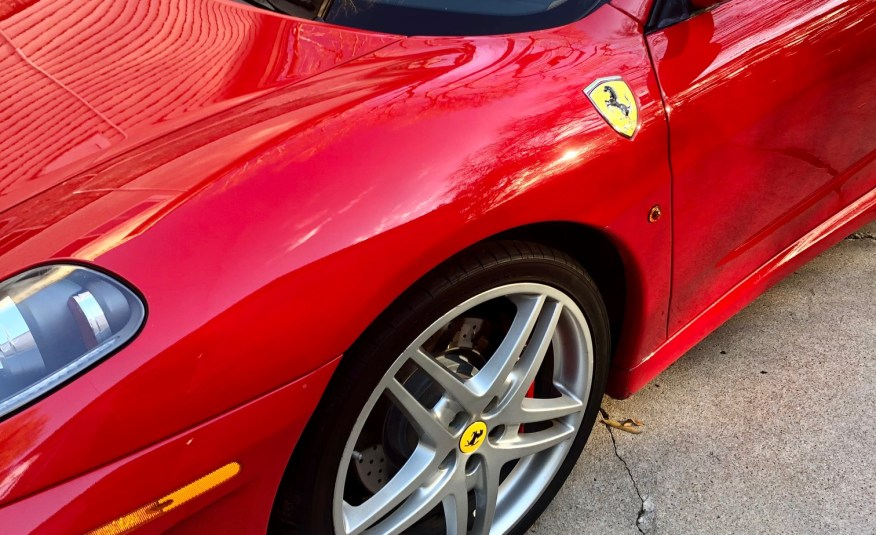2007 F430 Coupe F1
