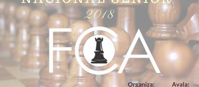 Resultados: Campeonato Nacional Senior 2018