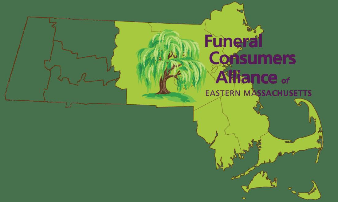 Where we Serve — Map of Eastern Massachusetts