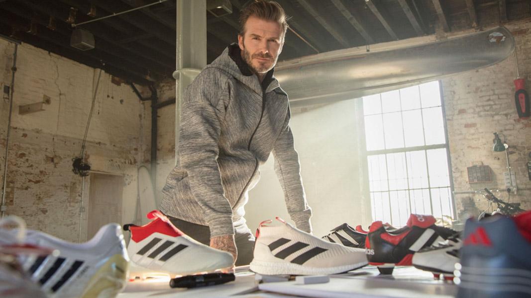 Adidas Football X David Beckham Collection