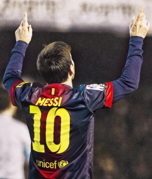 Messi's ever-growing repertoire