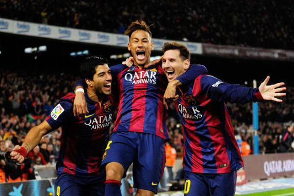 Best Trio in barcelona history