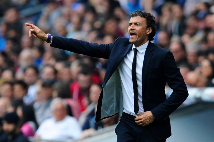 Luis Enrique declaration after barca/getafe game