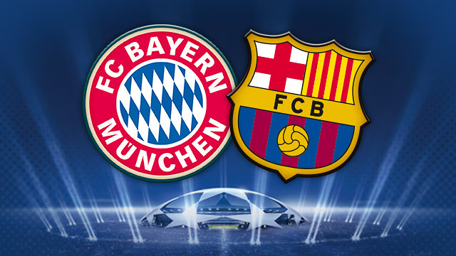 When and where to watch Fc Barcelona vs Fc Bayern Munich