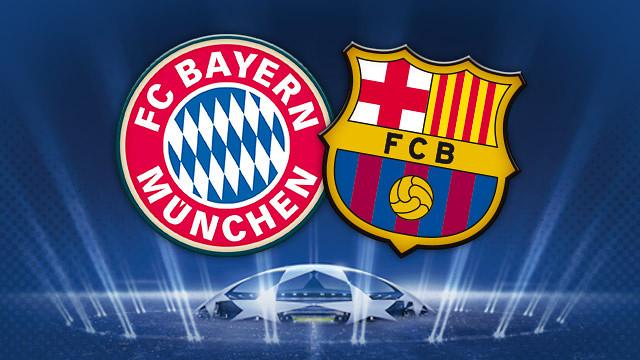 When and where to watch Fc Barcelona vs Fc Bayern Munich
