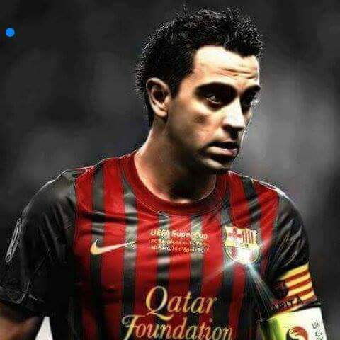 Who's going to be Xavi's successor