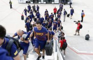Barca Team Have Reached US Territory