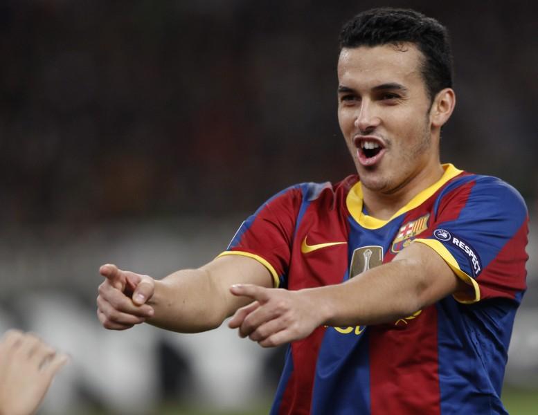 Bayern enter Pedro chase