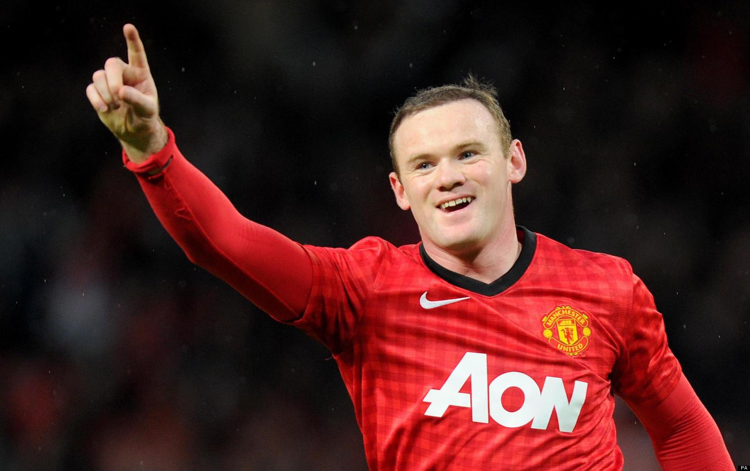 "Rooney said ""Barcelona are a fantastic team"""