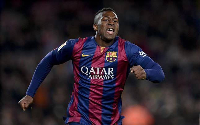 Arsenal set to rival Bayern for Barca's youngster