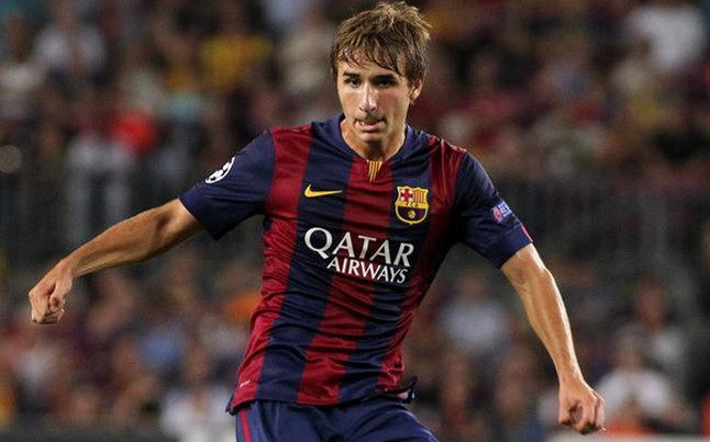 Barca youngster regrets rejecting Arsenal move