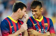 Neymar and Messi not in the US Tour