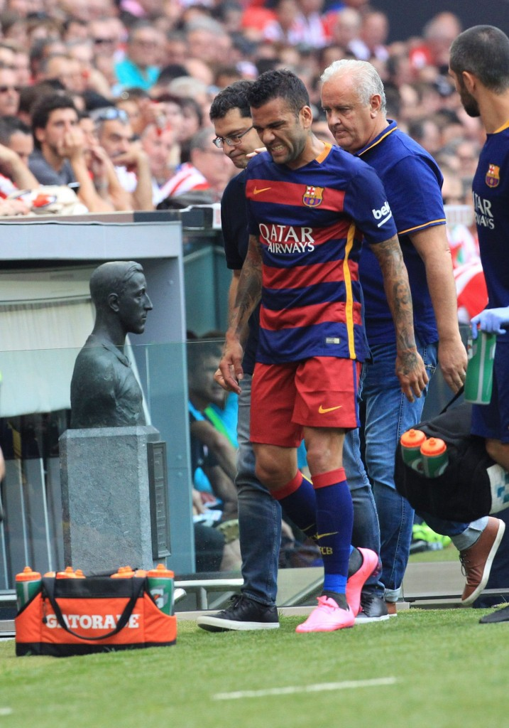 3 FC Barcelona Players Who Can Fill In For Dani Alves