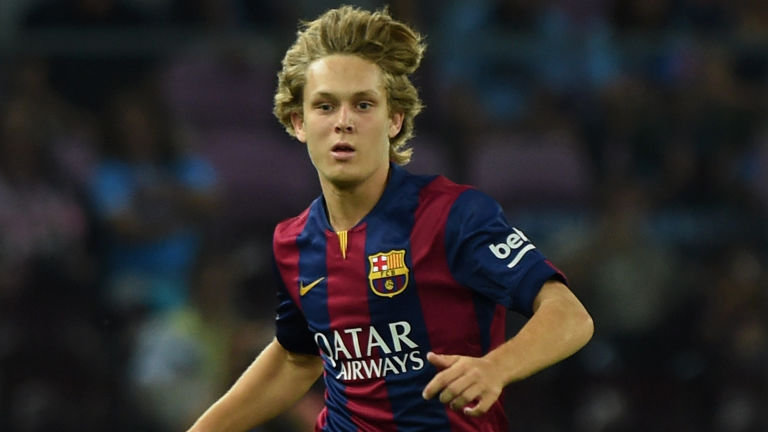 Halilovic loaned to Gijon