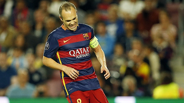 Another injury blow for Barcelona