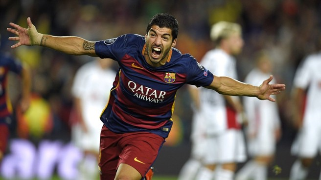 Suarez is one of the best attackers in the world