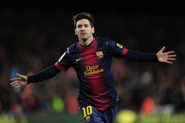 Luis Suarez: We all know Lionel Messi is Barcelona's best player