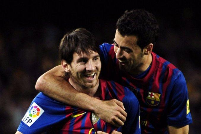 Busquets-y-Messi