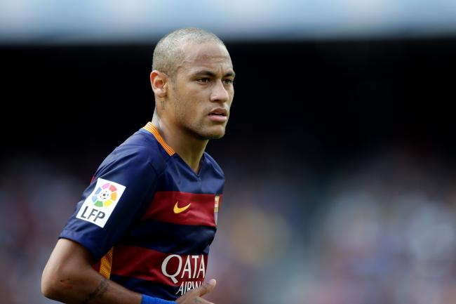 Neymar unhappy with Barca fans