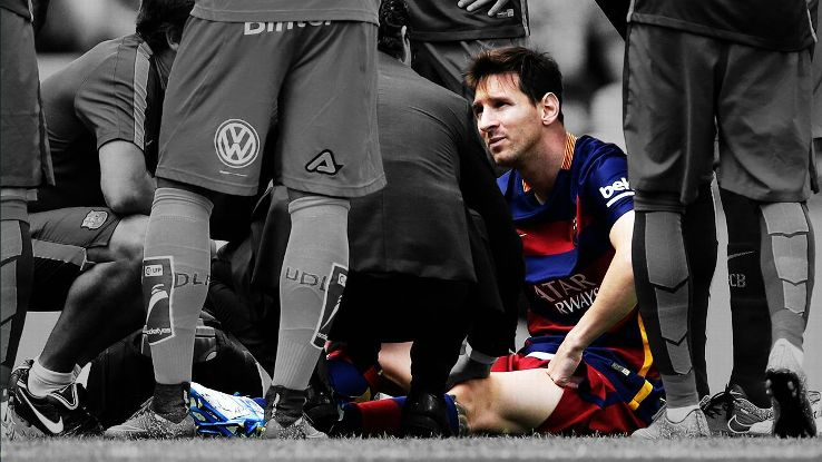 Barcelona vs Bayer Leverkusen without Messi
