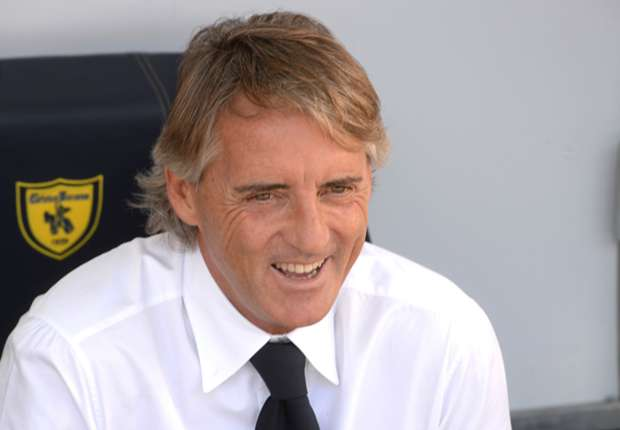Mancini: Inter are not Barcelona but season's only started