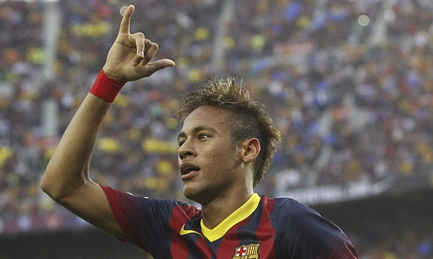 Neymar's time to fly in the Champions League