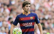 "Enrique about ""Sergi Roberto"" : he is enchanted with his stay"