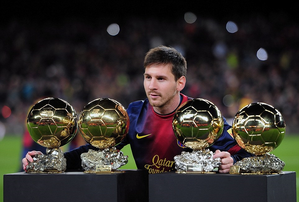 Balague gives his sight on Lionel Messi's transfer