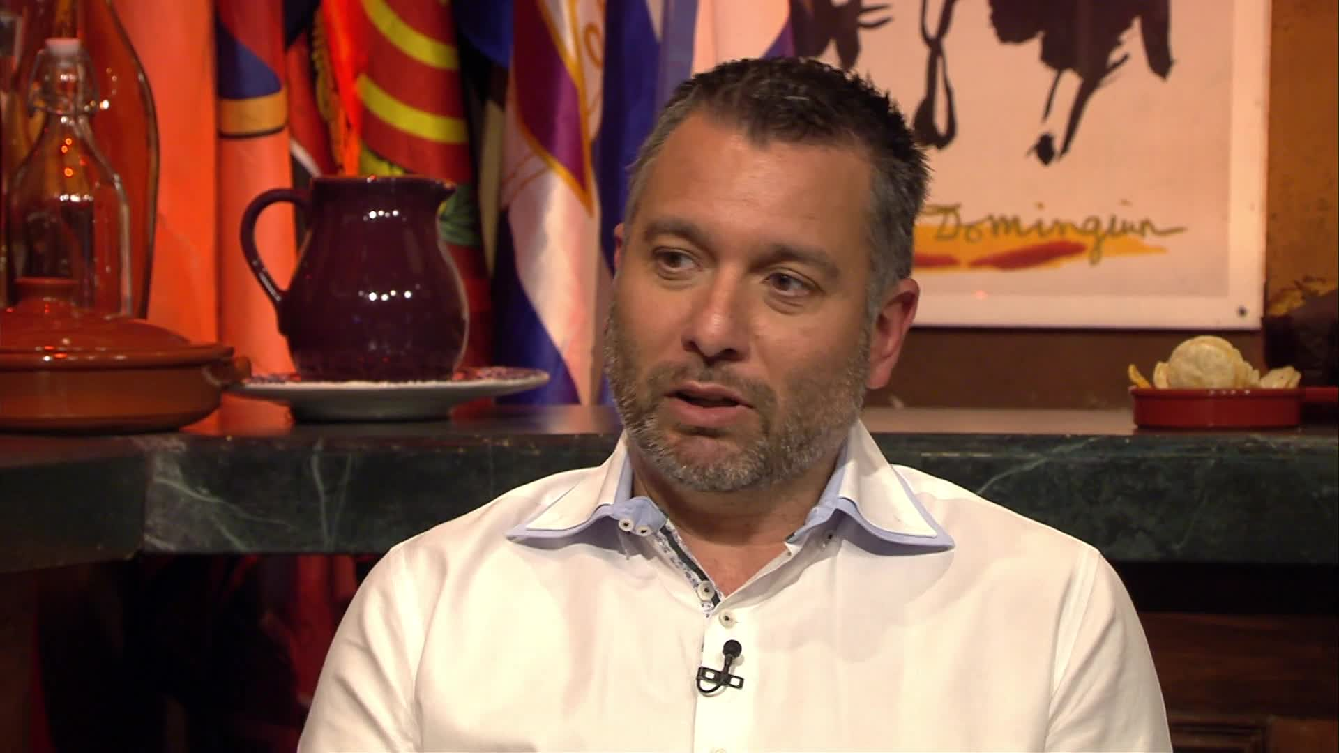 Guillem Balague interviewed Messi about injuries, family and Ronaldo