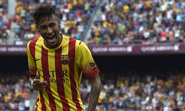 Neymar reveals how he became a star at Barca