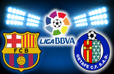 When and where to watch Getafe v FC Barcelona
