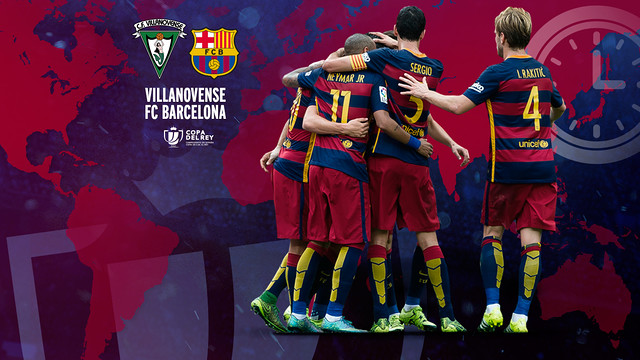 When and where to watch Villanovense – FC Barcelona