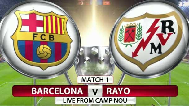 Barcelona vs Rayo Vallecano Preview