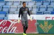Jordi Masip and Douglas start for first time in nearly a YEAR