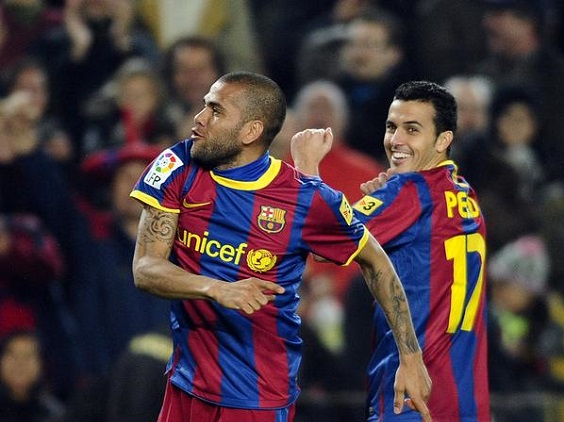Alves believes that Pedro made a mistake