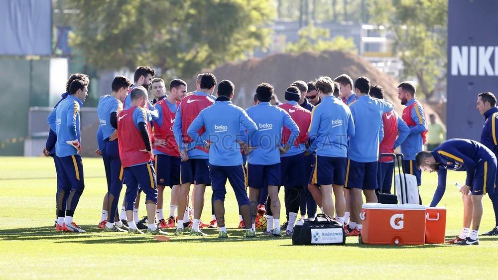 Preparations for Eibar match go on