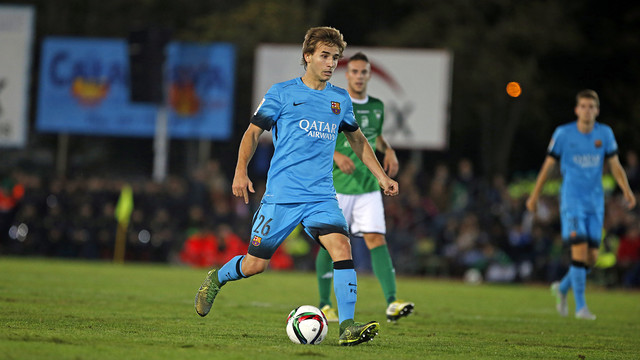 Sergi Samper shines against Villanovense